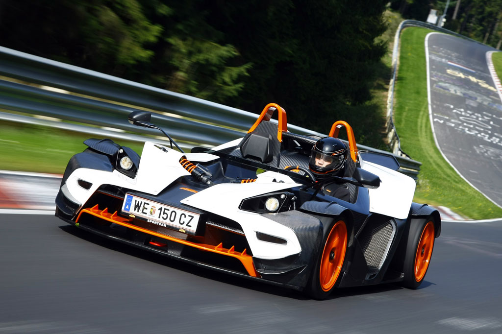 Preview: 2011 KTM X-Bow R